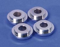 J&P Cycles® Solid-Mount Riser Bushing Set