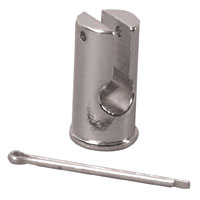 J&P Cycles® Slotted Lever Bushing