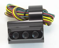 Performance Machine 3-Button Switch Housing