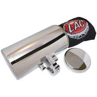LA Choppers Smooth T-Bar Storage Tube