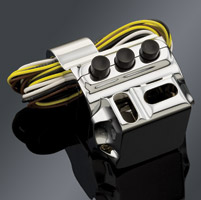 Performance Machine Contour Touring Edition Switch Housings