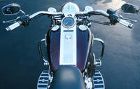 LA Choppers Big Johnson Handlebars