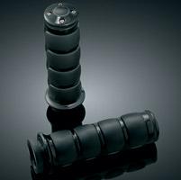 Kuryakyn Motorcycle Specific Black ISO Grips