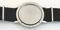 Formotion Chrome Round Watch Kit
