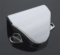 V-Twin Manufacturing Handlebar Clamp Cover