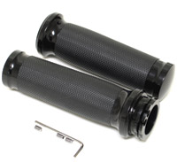 Milwaukee Twins T-II Black Grips
