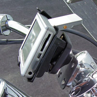 Leader Garmin Nuvi 1600 Mounting Kit for 1