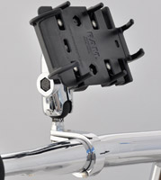 CruisinGear Cell Phone Mount for Droid or HTC EVO Phones