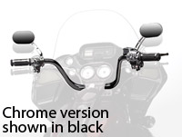 CycleVisions Chrome Plus 2's Handlebars