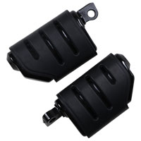 Kuryakyn Dually Trident ISO Footpegs with Adapter
