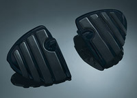 Kuryakyn Black ISO Wing without Mounts