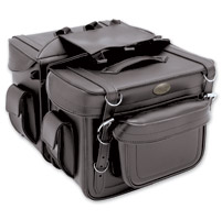 All American Rider XXXL Box-Style Detachable Saddlebag