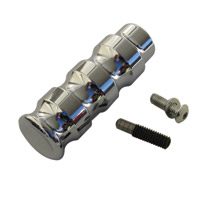 Pro-One Chrome Rubber Band Style Shift Pegs