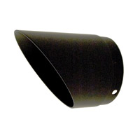 SuperTrapp Slash Cut End Cap for 3-1/2″ Slip-on Mufflers