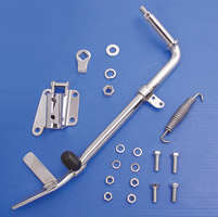 Chrome Kickstand Kit for FLT Models
