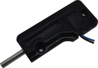 Joker Machine J-Tech Finned Hand Brake Switch, Black
