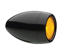 Headwinds Black 1″ Hornet Turn Signals