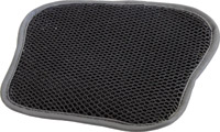 Pro Pad Medium Air Series Top Pad Black 3D Air Flow Fabric Pad