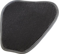 Pro Pad Supercruzer Air Series Top Pad Black 3D Air Flow Fabric Pad
