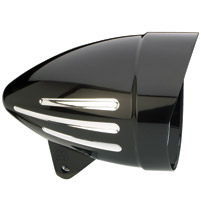 Headwinds Black Metal Viking Vampire Headlight
