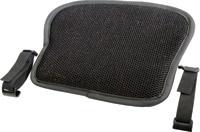 Tech Series Top Pad Black 3D Micro Air Flow with Polymer Insert Medium