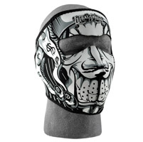 ZAN headgear Lethal Threat Face Mask, Jester