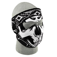 ZAN headgear Lethal Threat Face Mask, Gangster Skull