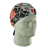 ZAN headgear Lethal Threat Flydanna, Thorns And Roses