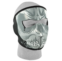 ZAN headgear Neoprene Face Mask With Microfleece Lining, Gnasher