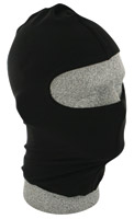 ZAN headgear Cold Weather Balaclava Black