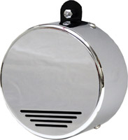 Pro Pad Mini Beast Air Horn Round Chrome Cover