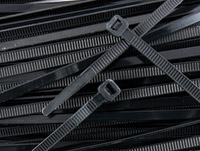 Secure Cable Ties 11-7/8″ Standard Nylon Black Cable Ties