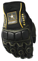 Power Trip U.S. Army Tactical Black Men's Gloves