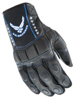 Joe Rocket Air Force Tactical Black Men's Gloves