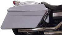 Sumax Dyna Saddlebags and Brackets