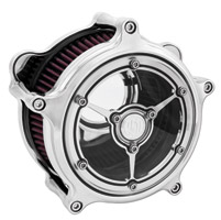 Roland Sands Design Chrome Clarity Air Cleaner