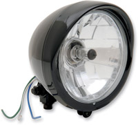 5-3/4″ Black Diamond Style Headlight Assembly