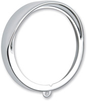 Chrome Visor Bezel