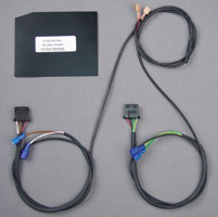 J&M In-Series Wiring Kit for Lower Fairings