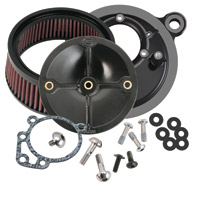 S&S Cycle Stealth Air Cleaner Kit for Super E/G