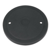 S&S Cycle Muscle Black Cover for Stealth Air Cleaner Kit