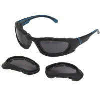 Chap'el Interchangeable Blue Sunglasses