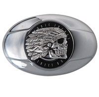 Chrome Dome Native Spirit Twin Cam Insert