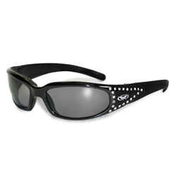 Global Vision Eyewear Marilyn 3 Black Sunglasses