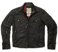 Roland Sands Design Tracker Black Jacket
