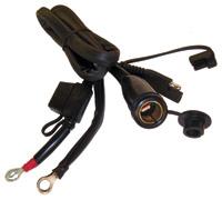 Eklipes Jump-Start Compatible Battery Harness