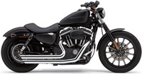 Cobra Speedster Duals for Sportster Chrome