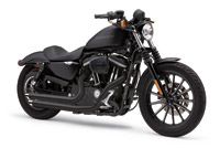 Cobra Speedster Slashdown Exhaust  Black