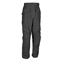 Firstgear Women's Black HT Overpant Shell Pant