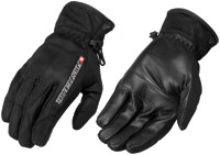 Firstgear Men's Black Ultra Mesh Gloves